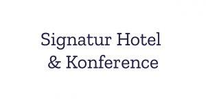 Signatur Hotel & Konference